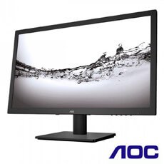 Monitor LED - Full HD - 21.5 inch - AOC E2275SWJ