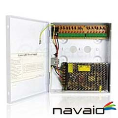 Surse alimentare cu backup <br /><strong>Navaio NAV-S10-9C-B</strong>
