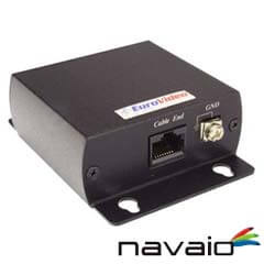 Module de protectie supratensiuni pentru camere IP cu PoE - Navaio SP006