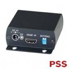 Prelungitor pasiv HDMI - PSS HE01SER