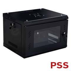 Cabinet metalic - Rack - PSS Rack-6U-600x450