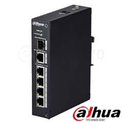 Switch POE poe <br /><strong>Dahua PFS3106-4P</strong>