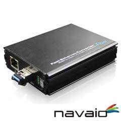Media Convertor pentru modul sfp <br /><strong>Navaio NAV-NA601MC</strong>