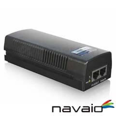 Injector POE 1 canal <br /><strong>Navaio NAV-NA101POE</strong>