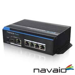 Switch POE poe <br /><strong>Navaio NAV-NS104</strong>