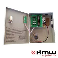 Sursa de alimentare 10A cu cutie si backup - KMW KM-PS10A