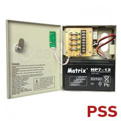 Surse alimentare cu back-up <br /><strong>PSS TSS-1205-D4B</strong>