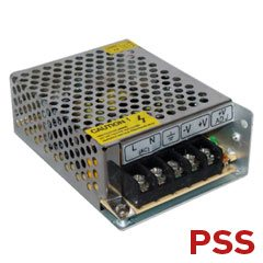 Sursa alimentare in comutatie 12V DC 5A - PSS PS-LED5