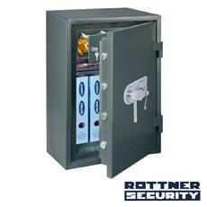 Seif antiefracţie si antifoc ATLAS cu inchidere cheie - Rottner T05664