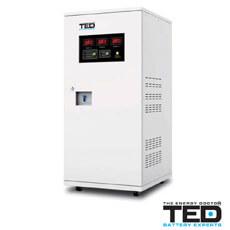 Stabilizator de tensiune 15000VA, 12000W - TED Electric TED15KSVC