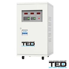 Stabilizator de tensiune 30000VA, 21000W - TED Electric TED30kVASBW