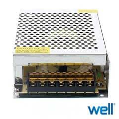 Sursa alimentare in comutatie 12V DC 12.5A - Well 12V150W-WL