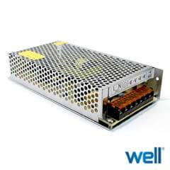 Sursa alimentare in comutatie 12V DC 15A - Well 12V180W-WL