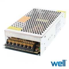 Sursa alimentare in comutatie 12V DC 16.66A - Well 12V200W-WL