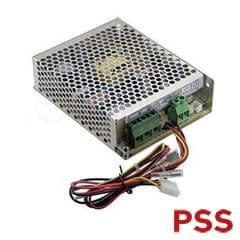 Sursa alimentare DC12V/10A cu functia de back-up - PSS DC12V-10A