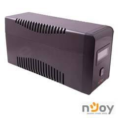 UPS 650VA, 360W si stabilizator tensiune - NJoy PWUP-LI065IS-AZ01B