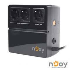 UPS offline 600 va <br /><strong>NJoy PWUP-OF060EI-AZ01B</strong>