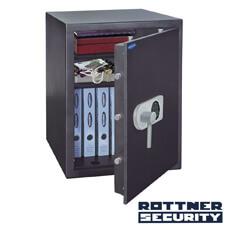 Seif certificat antiefracţie Toscana 65 cu inchidere electronica - Rottner T04685