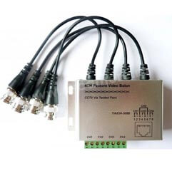 Video Balun 4 canale <br /><strong>Secpral VG-403M</strong>