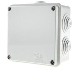 Doze jonctiuni pentru instalare Accesorii HikVision DS-1280ZJ-DM18