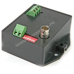 Video Balun video balun activ - receptor <br /><strong>KMW Systems BA-02</strong>
