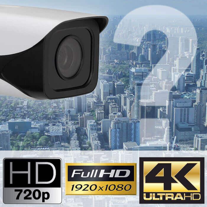 Ce tehnologie aleg? Sisteme de supraveghere video profesionale