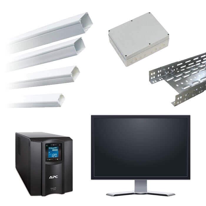 UPS-uri si Monitoare speciale pentru sisteme de supraveghere video