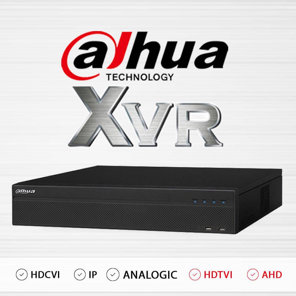 DVR-urile Dahua din seria XVR. Descrierea principalelor functii