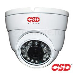 Camera supraveghere video HD exterior<br /><strong>CSD CSD-MH201DV3</strong>