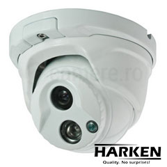 Camera supraveghere video exterior<br /><strong>Harken CAM1000D-001</strong>