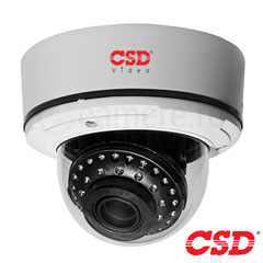 Camera IP 5MP, Dome, exterior, IR 30m, POE, varifocala - CSD CSD-IP-MI502DV19