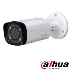 Camera IP 4Mp, Exterior, Zoom 4x, IR 60m, POE, Card - Dahua IPC-HFW2421R-ZS-IRE6