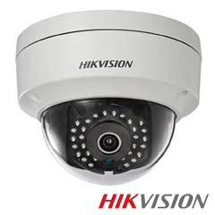 Camera IP 2 MP, Exterior, IR 30m, POE, Slot card, lentila 2,8 - HikVision DS-2CD2122FWD-IS