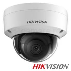 Camera IP Dome 5 MP, Exterior, IR 20m, POE, Lentila 2.8 - HikVision DS-2CD2155FWD-I