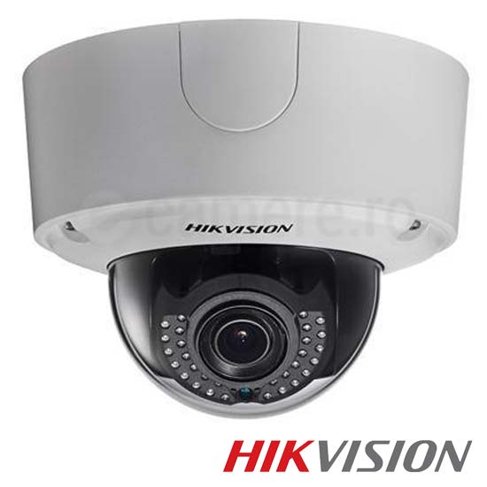 Camera IP Dome, Exterior, 8MP, Zoom 4x, IR 40m, POE - HikVision DS-2CD4585F-IZ