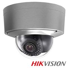 Camera IP 2MP, Exterior, Zoom 4x, IR 30m, POE, Slot card - HikVision DS-2CD6626DS-IZHS