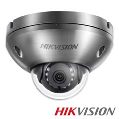 Camera IP 2MP Exterior, IR 10m, POE, Slot Card - HikVision DS-2XC6122FWD-IS