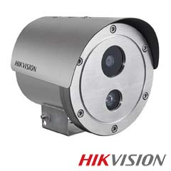 Camera IP Anti-Explozie, Exterior, 2MP, IR 30m, POE, Slot card - HikVision DS-2XE6222F-IS