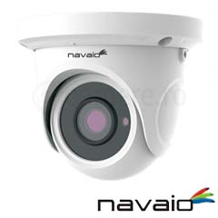 Camera IP 2MP, Dome, exterior, IR 20m, lentila 3.6 - Navaio NGC-7221FS