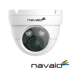 Camera IP 2MP, Exterior, IR 30m, POE, Varifocala - Navaio NGC-7225VS