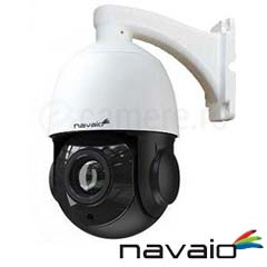 Camera IP 3MP, Speed Dome, exterior, IR 50m, Slot card, Zoom 16x - Navaio NGC-7531R
