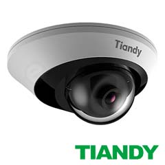 Camera IP 2MP, Exterior, IR 15m, POE, Slot Card - Tiandy NC9201S3E-2MP-E-I2S