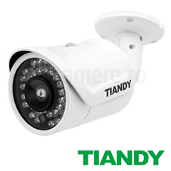 Camera IP 4MP, Exterior, IR 25m, POE, Slot Card - Tiandy NC9401S3E-4MP-E-I