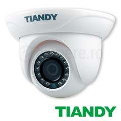 Camera IP 2MP, Interior, IR 20m, POE, lentila 2.8 - Tiandy NC9500S3E-2MP-E-IR20