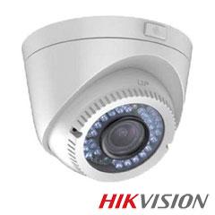 Camera 1MP Exterior, IR 40m, varifocala - HikVision DS-2CE56C0T-VFIR3F