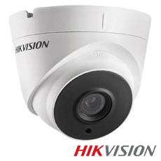 Camera 1MP Exterior, IR 40m, lentila 2.8 - HikVision DS-2CE56C0T-IT3F