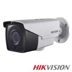 Camera 1MP Exterior, IR 40m, varifocala - HikVision DS-2CE16C0T-VFIR3F