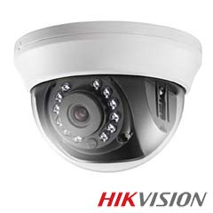 Camera 1MP Interior, IR 20m, lentila 2.8 - HikVision DS-2CE56C0T-IRMMF