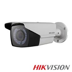 Camera 2MP Exterior, IR 40m, POC, varifocala - HikVision DS-2CE16D0T-VFIR3E