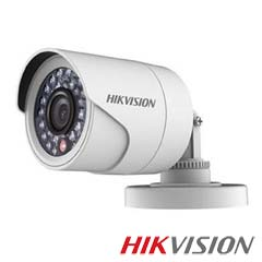 Camera 2MP Exterior, IR 20m, lentila 3.6 - HikVision DS-2CE16D0T-IRPF